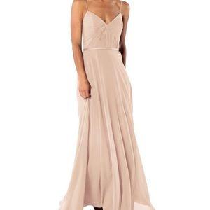 Brideside Ice Pink Bridesmaid Dress